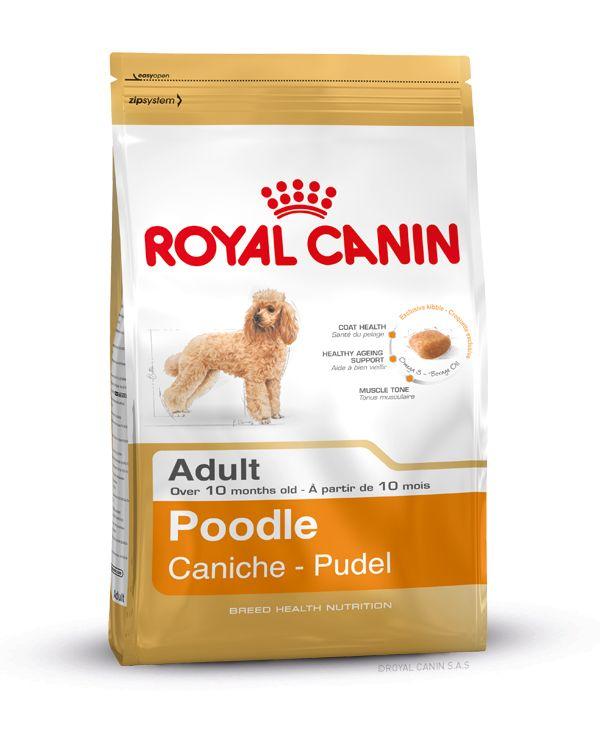 Alleinfuttermittel speziell für den ausgewachsenen #Pudel ab dem 10. Monat. Die Rezeptur von POODLE ADULT enthält spezielle Nährstoffe, die dem Pudel zu einem gesunden, weichen Fell verhelfen können. Angereichert mit Omega 3- (EPA und DHA) und Borretschöl (Omega 6-Fettsäuren). Eine angepasste Zufuhr an Proteinen kann zur Unterstützung des Haarwachstums beitragen. http://www.royal-canin.de/hund/produkte/im-fachhandel/nahrung-fuer-rassehunde/ausgewachsene-rassehunde/poodle-adult/