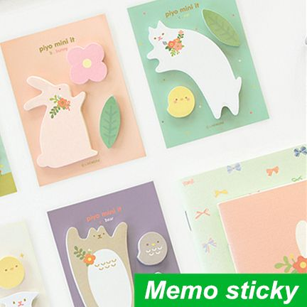 10 pcs/Lot Post it notes Livework Sticky note Memo pad stickers Notepad kawaii stationery office material School supplies 6765