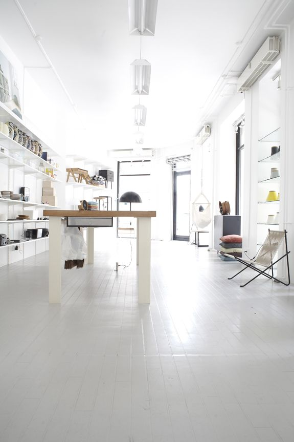 In the lighter end of Istedgade, Copenhagen, you will find interior shop DANSK made for rooms ...