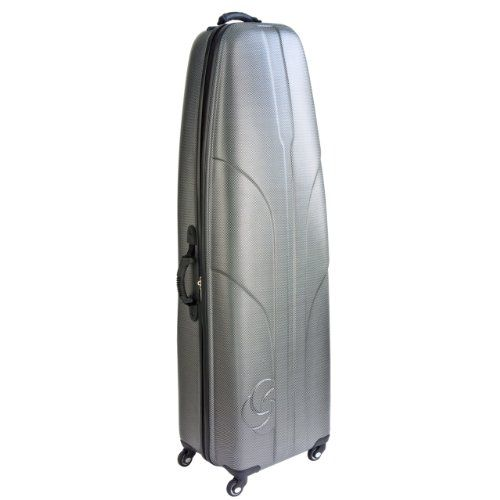 Samsonite Golf HardSided Travel Cover Case Titanium * Check this awesome product by going to the link at the image.