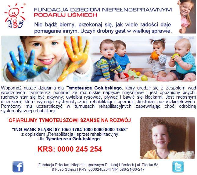 http://www.podarujusmiech.org/pl/podopieczni/345.html