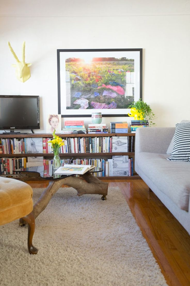 Alexis & Brooks' Charming West Hollywood Apartment. Cinder Block ...