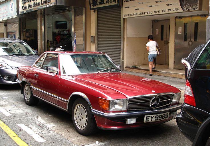 Alle Größen   Mercedes-Benz 300 SL (R107)   Flickr - Fotosharing!