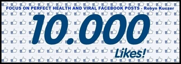 Focus on perfect health and viral Facebook posts :)
