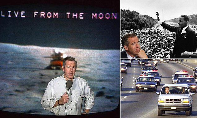 What else did NBC's Brian Williams misremember? Hilarious internet memes find him at the heart of historic events...