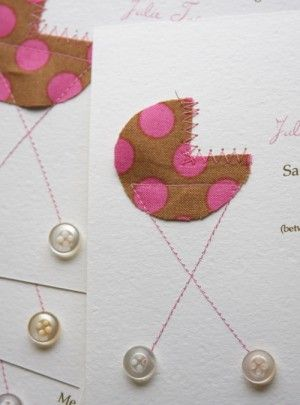 10 Baby Shower Invitations  you can make yourself