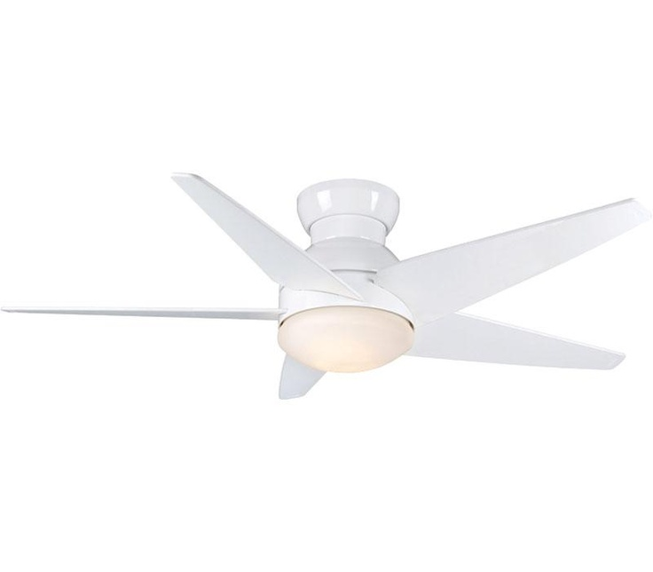 26 best ceiling fans images on pinterest ceiling fan ceiling 52 white hugger ceiling fan light included ad cola lighting aloadofball Image collections
