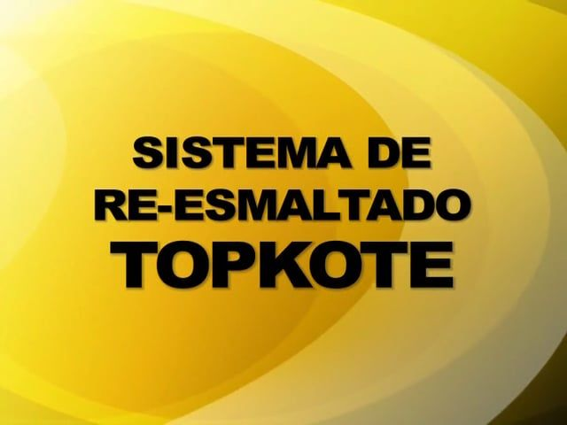 Topkote Formación Ahora En Español !