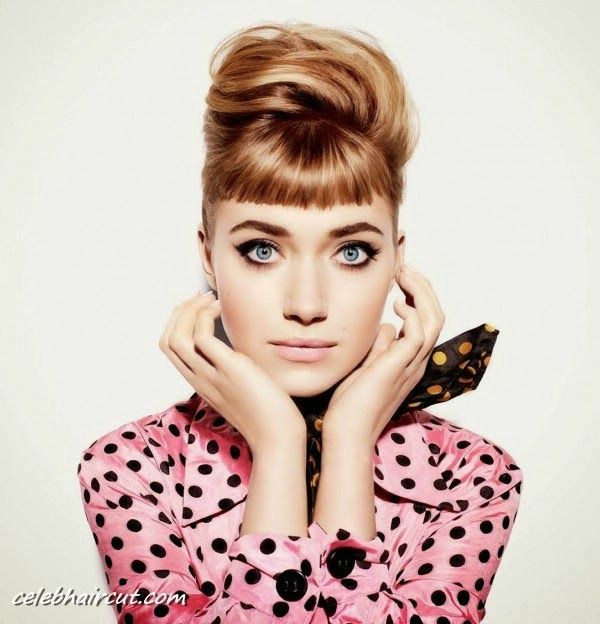 Women Hairstyles 2014 Short Bangs 8 Women Hairstyles 2014 Short Bangs