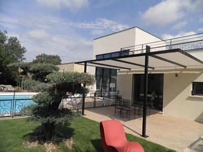 25 best ideas about bache pergola on bache pour terrasse toiture pvc and auvent en pvc