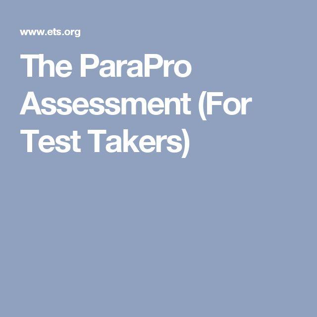 9 Best Parapro Practice Images On Pinterest College Hacks Study