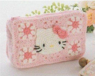 Echarpe Hello Kitty , pas à pas en images !
