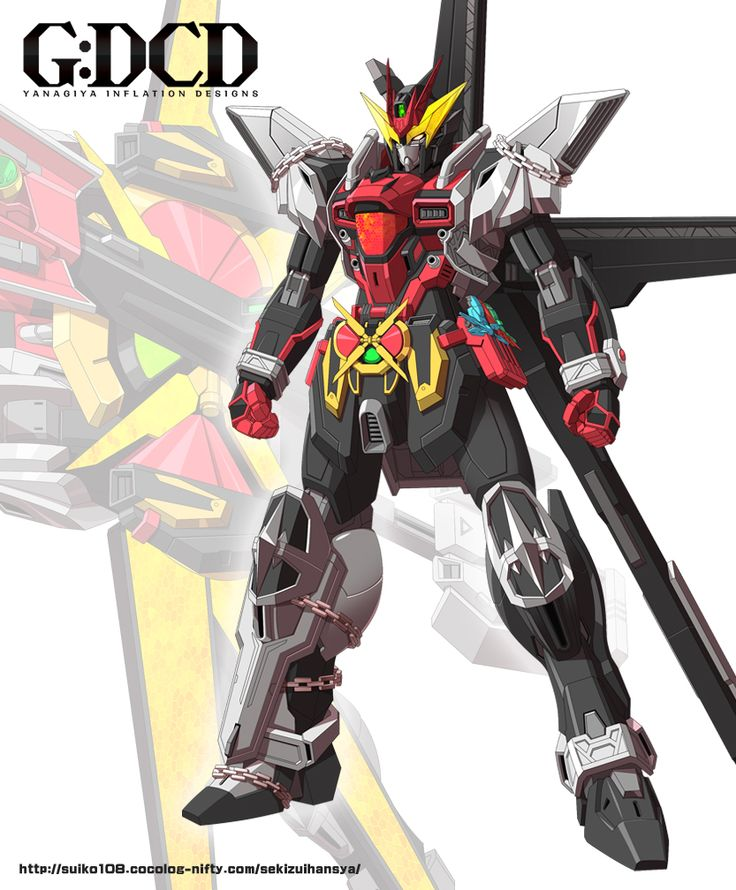 GUNDAM GUY: Gundam x Kamen Rider - Artwork by Yanagiya Inflation Designs