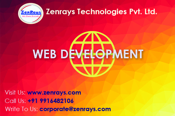 Best #WebDev Training Institutes in #Bangalore, #Gurgaon & #Delhi with 100 Placement. Click for more http://www.zenrays.com/     #RepublicDay