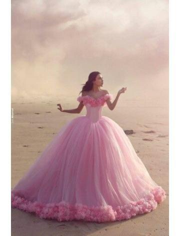 Strand Prinses Bruidsjurken