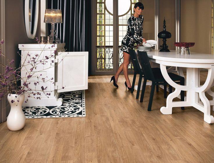 Laminátové podlahy - RUSTIC   Keramika Soukup