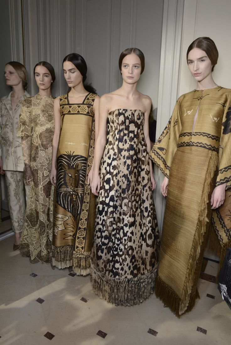 17 best images about backstage haute couture spring summer for Couture vs haute couture
