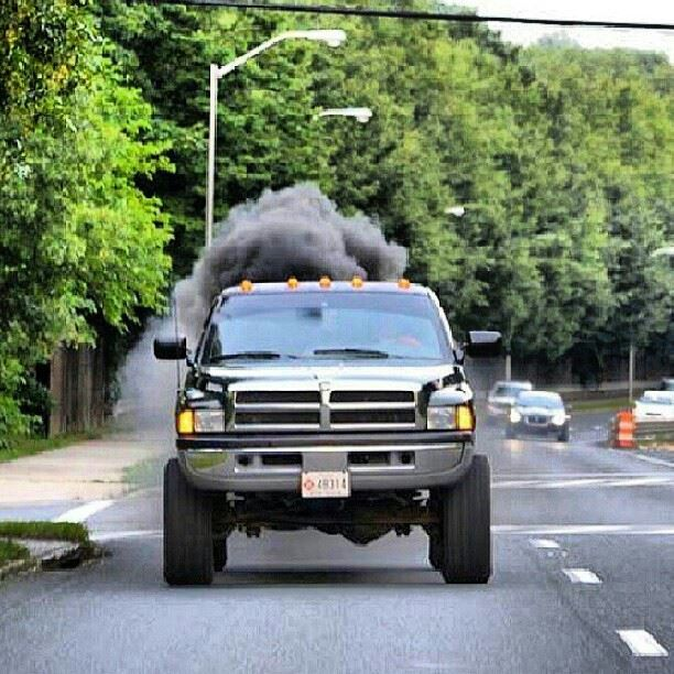 Dodge Cummins Diesel Roll Coal | Trucks and sayings ...