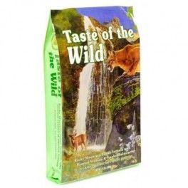 Taste of the Wild | Rocky Mountain - Gato. Una fórmula sin cereales para todas las etapas de la vida que proporciona energía altamente digerible para tu gato activo. Hecho con carne de venado asada y salmón ahumado. Compra online en www.zazbuy.com. ENVIAMOS GRATIS a domicilio a todas las Islas Canarias: Las Palmas de Gran Canaria, Tenerife, La Palma, La Gomera, El Hierro, Fuerteventura, Lanzarote. #gatos #cats #mascotas #pets #piensosparagatos #tasteofthewild