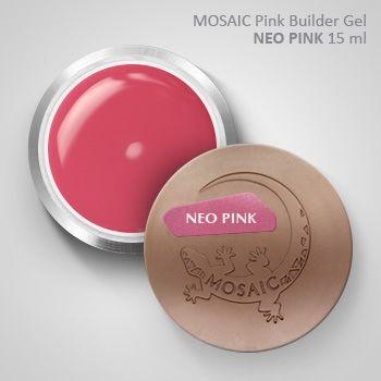 Mosaic Neo Pink Builder Gel