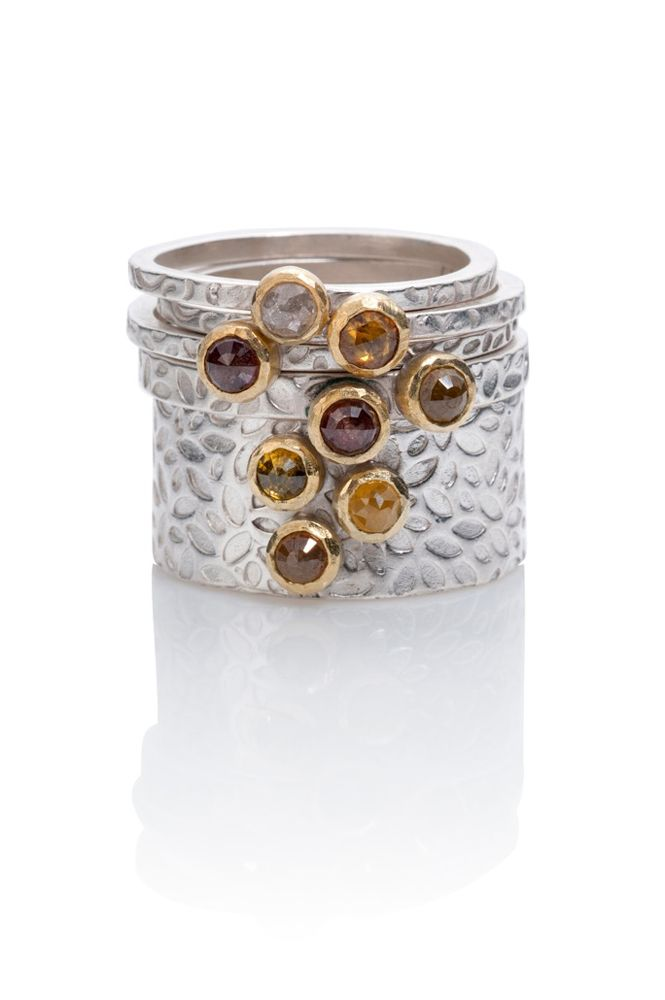Pile of Rings by Martha Sullivan