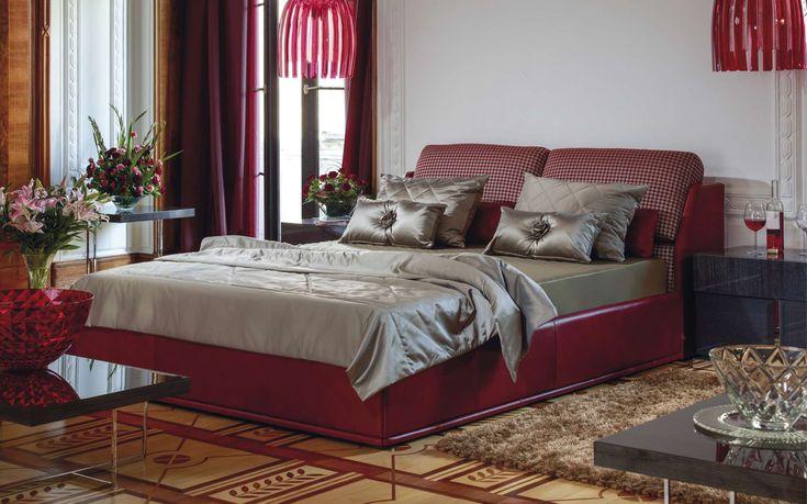 Łóżko / Bed Kler Emoll