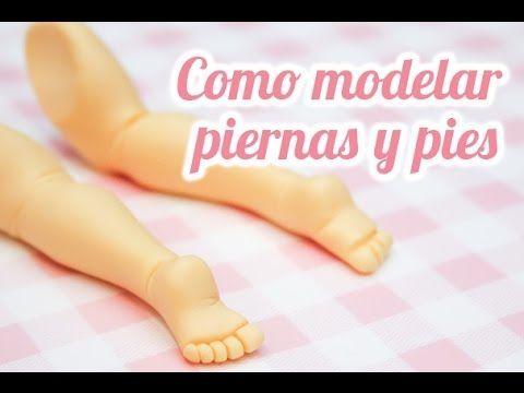 como modelar piernas y pies perfectos