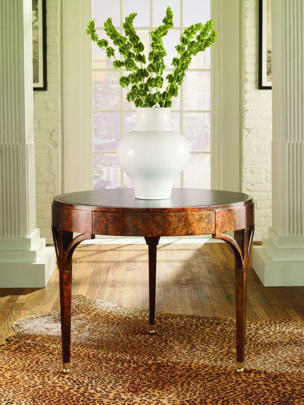 The Liberty Center Table At @centuryfurnitur, ADAC Atlanta #leather #wood.  Center TableLuxury FurnitureFurniture ...
