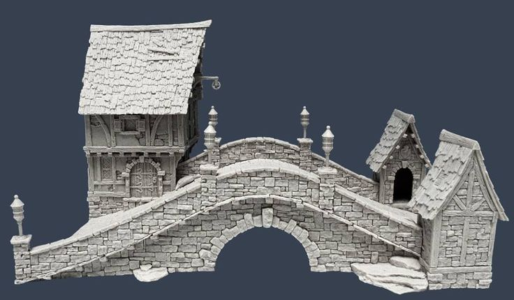 medieval small bridge - Google Search