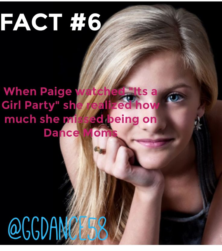 Dance Moms Facts