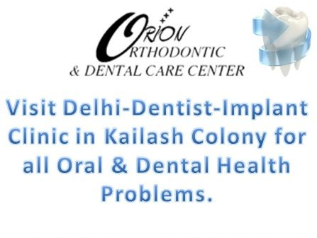 Get one & all dental implant treatment services in Delhi by best Dentist in kailash colony.  http://www.delhi-dentist-implant.in/