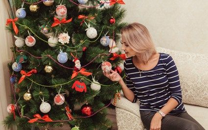 Too early for Christmas trees, say people who police the behaviour of others in their own homes~~as a victim of it's too early to put up the Christmas Tree (or listen to Christmas music) comments, I love this.