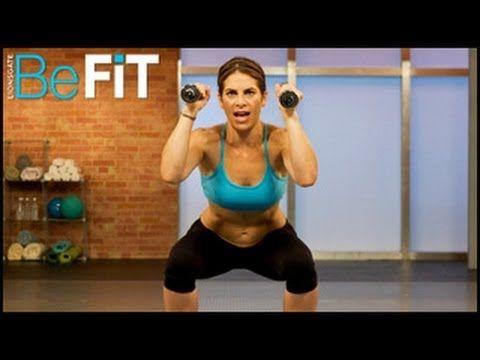 Jillian Michaels: No More Trouble Zones- Complete Workout