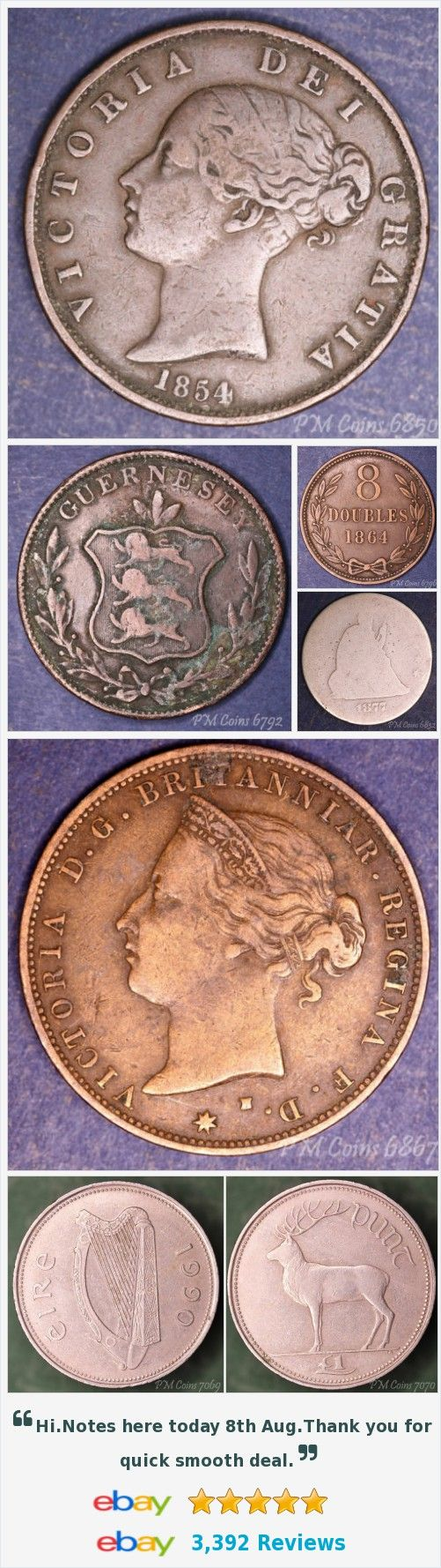 Ireland - Coins and Banknotes, Irish Coins - decimal items in PM Coin Shop store on eBay! http://stores.ebay.co.uk/PM-Coin-Shop/_i.html?rt=nc&_sid=1083015530&_trksid=p4634.c0.m14.l1513&_pgn=15