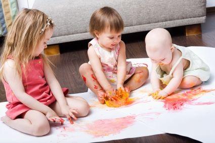 Teaching Consent to Small Children