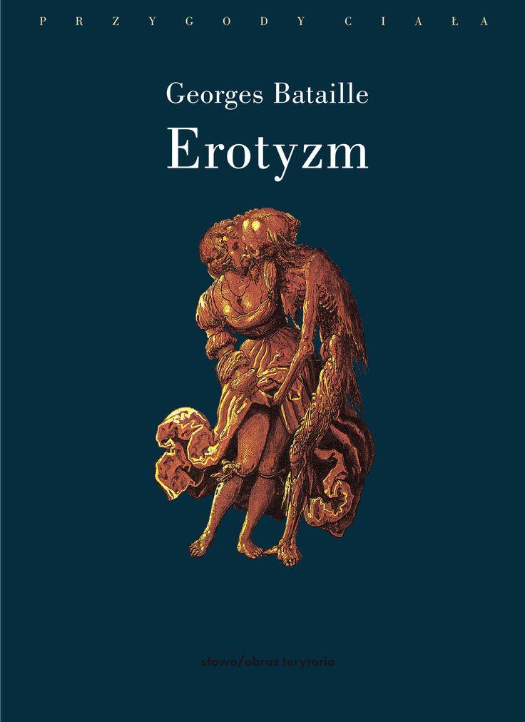 Bataille'owskie rozróżnienie trzech postaci erotyzmu: erotyzmu ciała, erotyzmu serc i erotyzmu sacrum – jest jednym z podstawowych pojęć współczesnej antropologii. #Georges #Bataille #Erotyzm