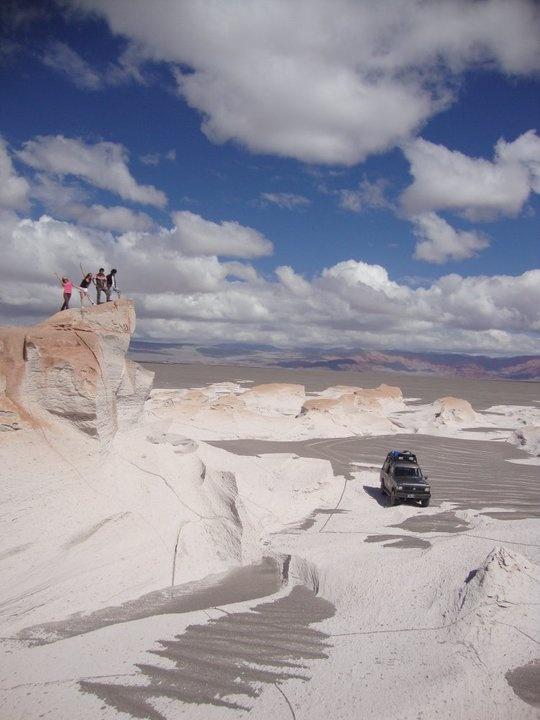 Campo de Piedra Pomez, Catamarca. Puna Argentina 100%