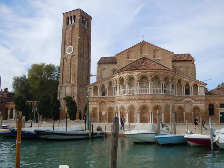 Murano - Venice, Italy, September 2012