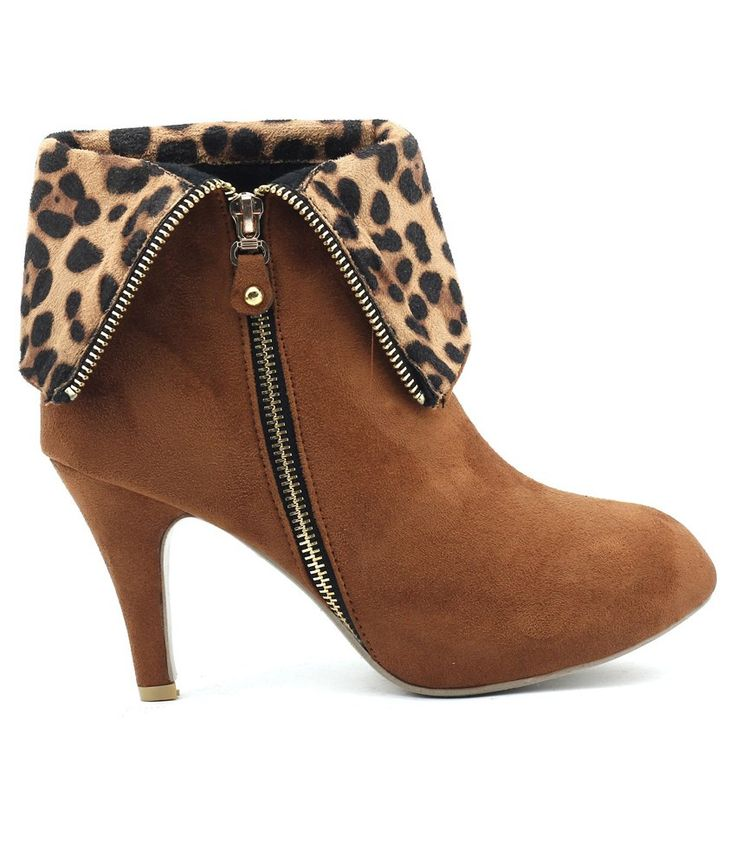 Shuberry Tan Slouch Boots