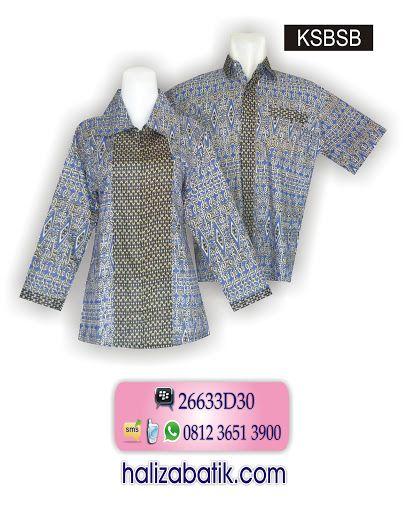 Model Baju Terkini, Mode Baju Terkini, Baju Batik Sarimbit, KSBSB