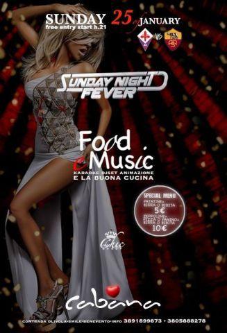 Sunday night fever hit dance revival