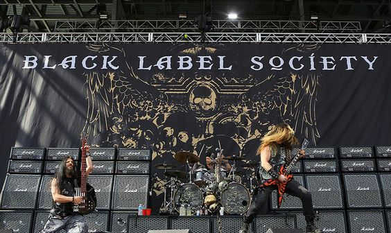 Epic Firetruck's Zakk Wylde's Black Label Society ~ Jason Squires Photography ~