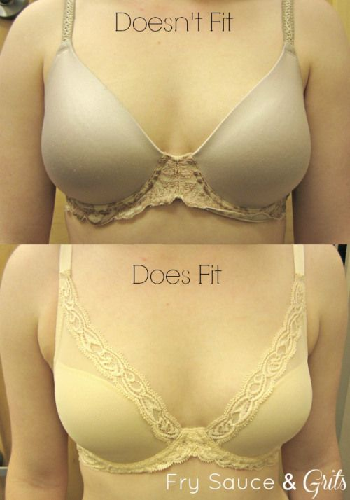 How Do Bra Sizes Work? Contour And Cup