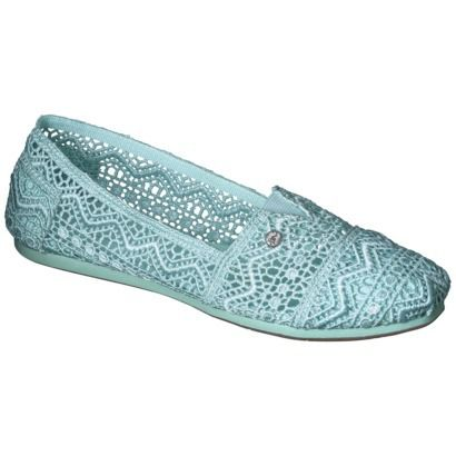 Women's Mad Love® Lydia Crocheted Loafers - Assorted Colors- They are kinda like Toms and let me tell you they are SO COMFY!