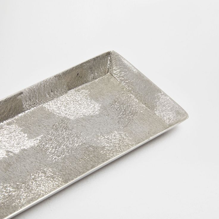 Image 3 of the product Silver decorative tray
