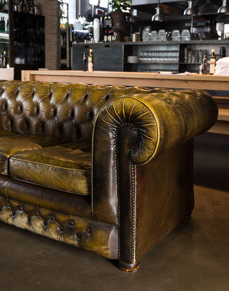 17 migliori idee su divano vintage su pinterest salotto d 39 epoca decorazione vintage e mobili - Divano color senape ...
