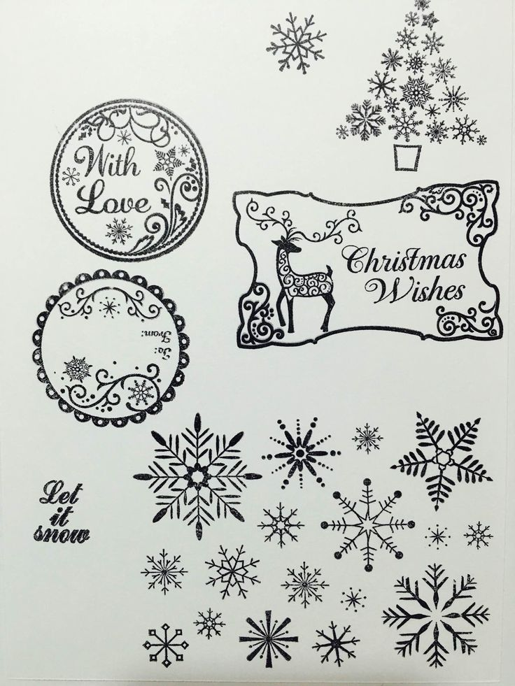 "Craft Magazine ""Let it Snow"" (gift) --- Loc. SM-034"