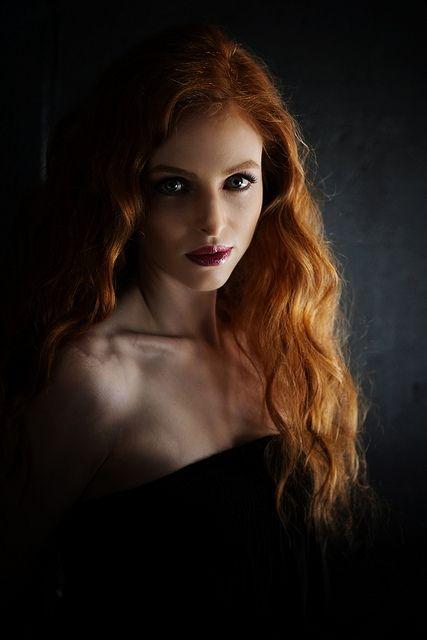 by jetbluestone          Robert Swidersky via Tom Newberry onto i love redheaded women!!!!