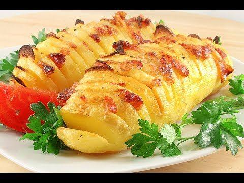 Вкуснейшая Картошка с Панчеттой и Чесноком, Запечённая в Духовке