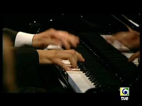 Leonidas Kavakos and Enrico Pace playing Brahms Violin Sonata No. 3 - Presto agitato (4 of 4) - YouTube